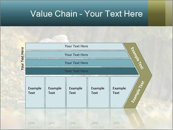 Happy old people sitting PowerPoint Template - Slide 27