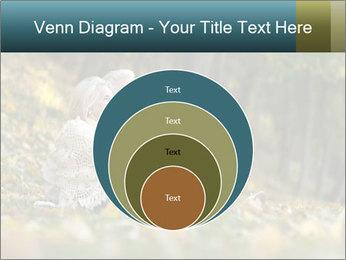 Happy old people sitting PowerPoint Template - Slide 34