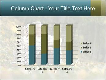 Happy old people sitting PowerPoint Template - Slide 50