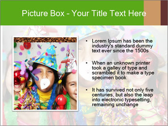 Carnival kids PowerPoint Template - Slide 13