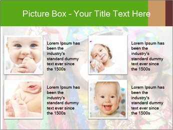 Carnival kids PowerPoint Template - Slide 14