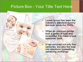 Carnival kids PowerPoint Template - Slide 17