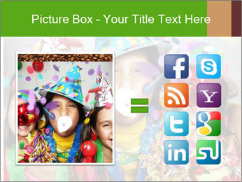 Carnival kids PowerPoint Template - Slide 21