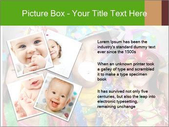 Carnival kids PowerPoint Template - Slide 23