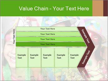 Carnival kids PowerPoint Template - Slide 27