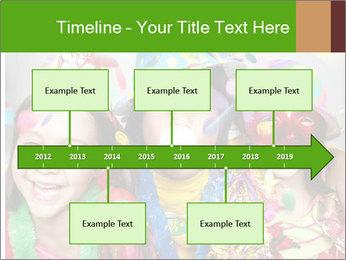 Carnival kids PowerPoint Template - Slide 28