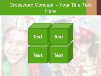 Carnival kids PowerPoint Template - Slide 39