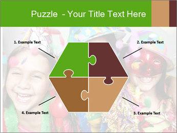 Carnival kids PowerPoint Template - Slide 40