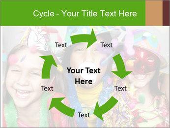 Carnival kids PowerPoint Template - Slide 62