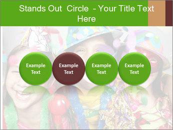 Carnival kids PowerPoint Template - Slide 76
