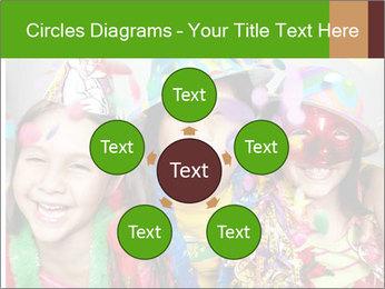 Carnival kids PowerPoint Template - Slide 78