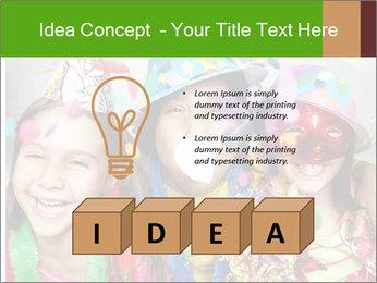 Carnival kids PowerPoint Template - Slide 80