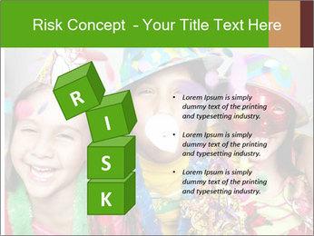 Carnival kids PowerPoint Template - Slide 81