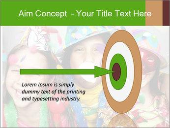Carnival kids PowerPoint Template - Slide 83