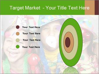 Carnival kids PowerPoint Template - Slide 84