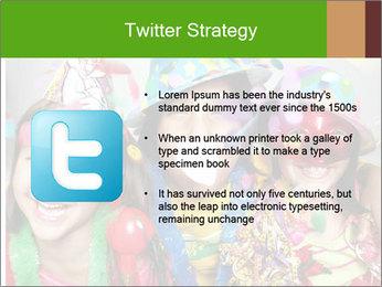 Carnival kids PowerPoint Template - Slide 9