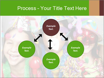 Carnival kids PowerPoint Template - Slide 91