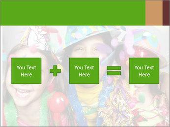 Carnival kids PowerPoint Template - Slide 95