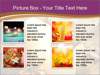 Christmas decoration PowerPoint Template - Slide 14