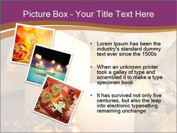 Christmas decoration PowerPoint Template - Slide 17