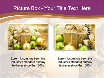Christmas decoration PowerPoint Template - Slide 18