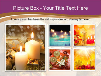 Christmas decoration PowerPoint Templates - Slide 19