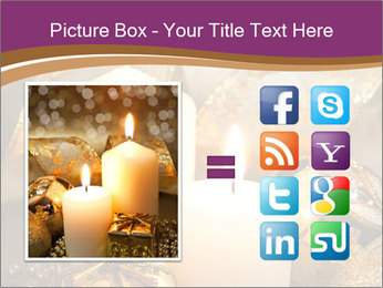 Christmas decoration PowerPoint Templates - Slide 21