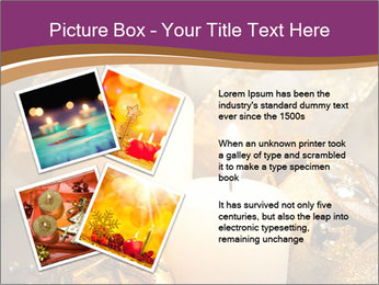 Christmas decoration PowerPoint Template - Slide 23