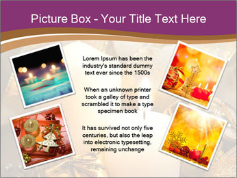 Christmas decoration PowerPoint Templates - Slide 24