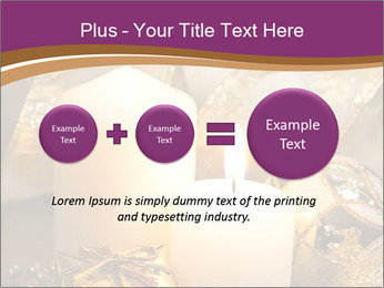 Christmas decoration PowerPoint Template - Slide 75