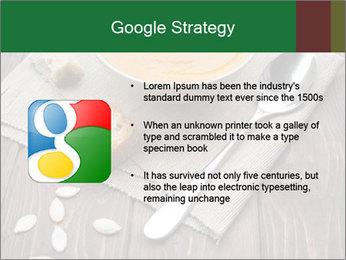Bowl of pumpkin soup PowerPoint Templates - Slide 10