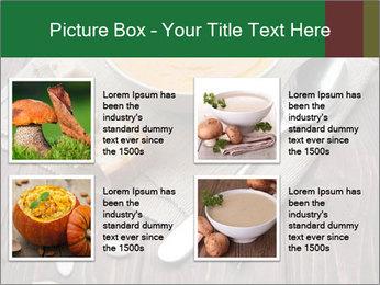 Bowl of pumpkin soup PowerPoint Templates - Slide 14