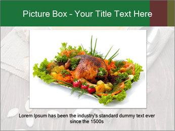 Bowl of pumpkin soup PowerPoint Templates - Slide 16