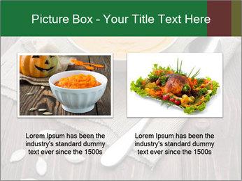 Bowl of pumpkin soup PowerPoint Templates - Slide 18