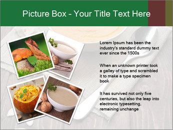 Bowl of pumpkin soup PowerPoint Templates - Slide 23