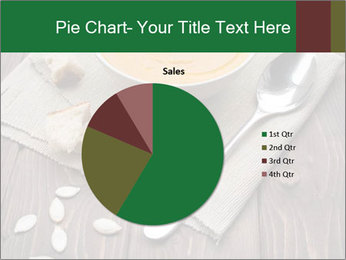 Bowl of pumpkin soup PowerPoint Templates - Slide 36