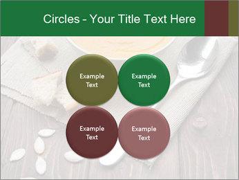 Bowl of pumpkin soup PowerPoint Templates - Slide 38