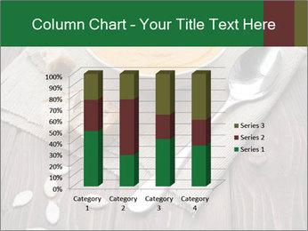 Bowl of pumpkin soup PowerPoint Templates - Slide 50