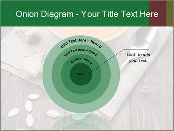 Bowl of pumpkin soup PowerPoint Templates - Slide 61