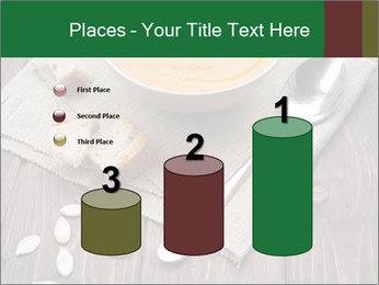Bowl of pumpkin soup PowerPoint Templates - Slide 65