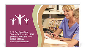 0000093702 Business Card Template