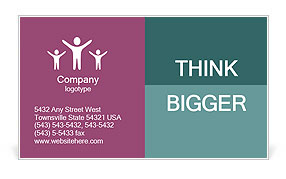 0000093707 Business Card Template