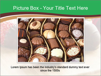 Gourmet Chocolate Covered Strawberries PowerPoint Templates - Slide 16