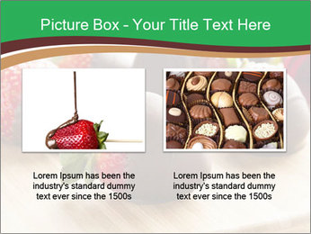 Gourmet Chocolate Covered Strawberries PowerPoint Templates - Slide 18