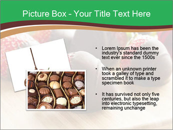 Gourmet Chocolate Covered Strawberries PowerPoint Templates - Slide 20