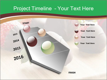 Gourmet Chocolate Covered Strawberries PowerPoint Templates - Slide 26