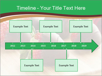 Gourmet Chocolate Covered Strawberries PowerPoint Template - Slide 28