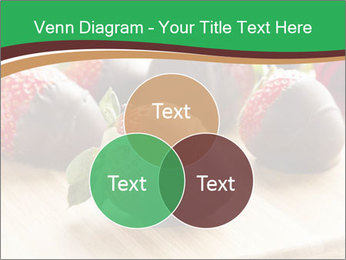 Gourmet Chocolate Covered Strawberries PowerPoint Templates - Slide 33