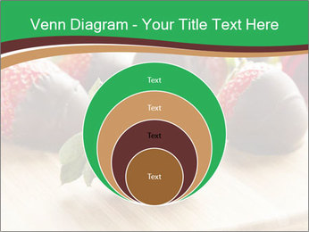 Gourmet Chocolate Covered Strawberries PowerPoint Template - Slide 34