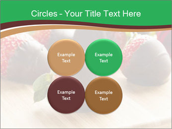 Gourmet Chocolate Covered Strawberries PowerPoint Templates - Slide 38
